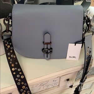 Bran new with tags RETAIL coach cross body bag!